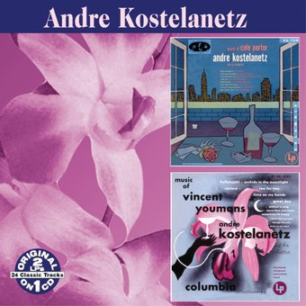 Music of Cole Porter / Music of Vincent Youmans