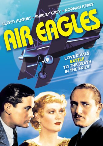 "Air Eagles - 11"" x 17"" Poster"