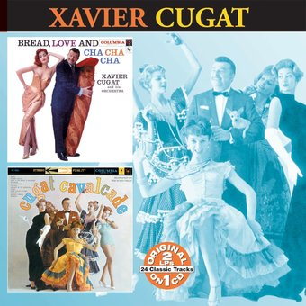 Bread, Love And Cha Cha Cha / Cugat Cavalcade