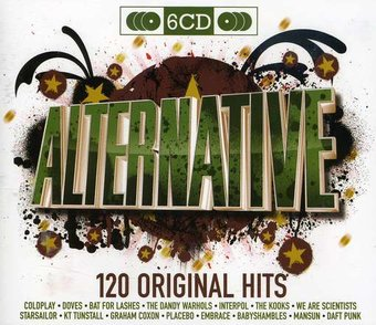 Alternative: 120 Original Hits (6-CD)