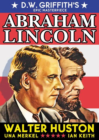 "Abraham Lincoln - 11"" x 17"" Poster"