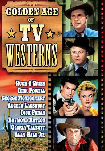 "Golden Age of TV Westerns - 11"" x 17"" Poster"