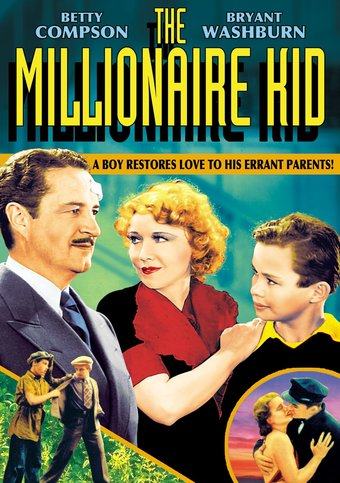 "The Millionaire Kid - 11"" x 17"" Poster"