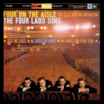 Four On The Aisle (with Ray Ellis & His Orchestra)