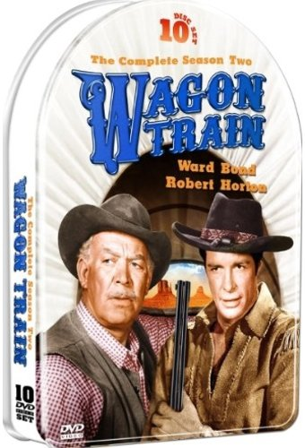 Wagon Train - Complete 2nd Season [Tin Case]