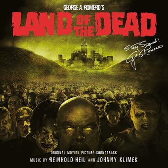 Land of the Dead [Original Motion Picture