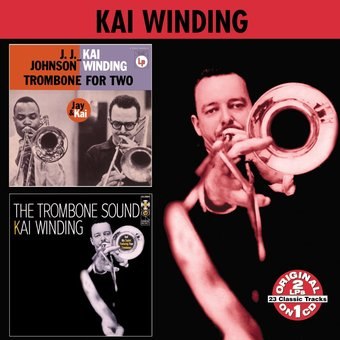 Trombone For Two (with J.J. Johnson) / The