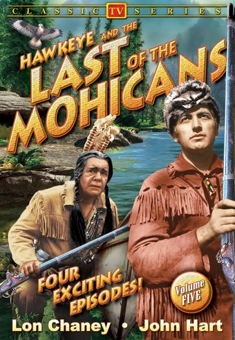 Hawkeye And The Last of The Mohicans - Volume 5