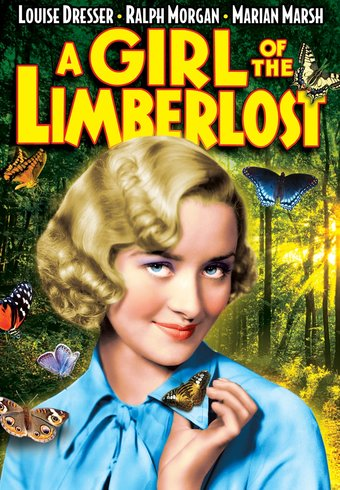 "A Girl of the Limberlost - 11"" x 17"" Poster"