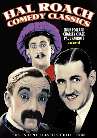 Hal Roach Comedy Classics: Long Fliv The King