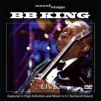 Soundstage - B.B. King: Live (Jewel Case Edition)