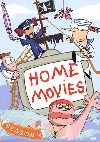 Home Movies - Season 3 (3-DVD)