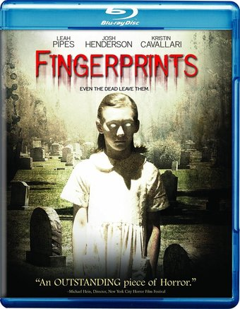Fingerprints (Blu-ray)