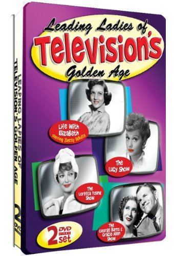 Leading Ladies of Television's Golden Age (Tin