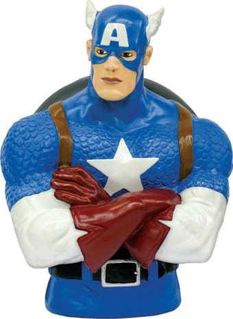 Captain America - Bust Bank