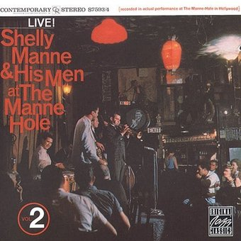 At the Manne-Hole, Volume 2 (Live)