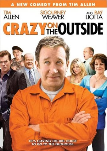 crazy on the outside dvd 2010 starring ray liotta