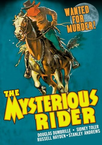 "The Mysterious Rider - 11"" x 17"" Poster"