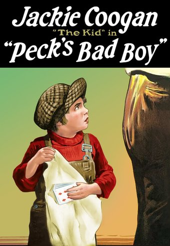 Peck's Bad Boy (1921) (Silent)