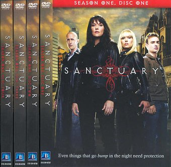 Sanctuary - Complete 1st Season (5-DVD)