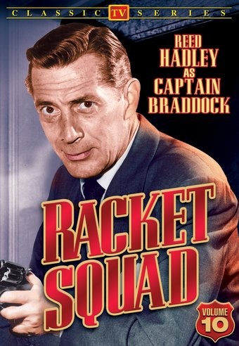 Racket Squad - Volume 10