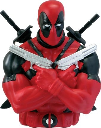 Marvel Comics - Deadpool - Bust Bank
