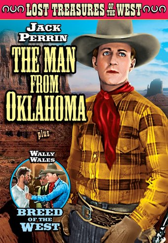 The Man From Oklahoma (Silent) (1926) / Breed of