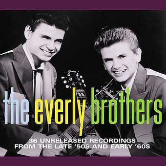 36 Unreleased Recordings from the Late '50s and