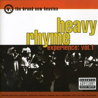 Heavy Rhyme Experience, Volume 1