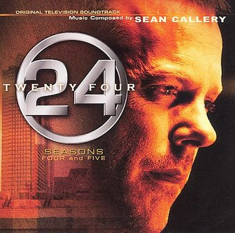 24: Seasons 4 & 5 [Original Television Soundtrack]