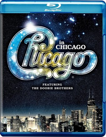 Chicago in Chicago (Blu-ray)