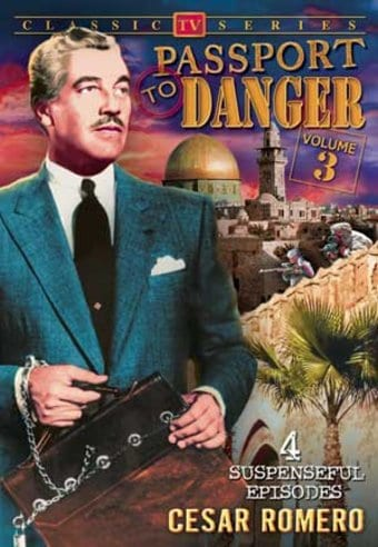 "Passport To Danger, Volume 3 - 11"" x 17"" Poster"