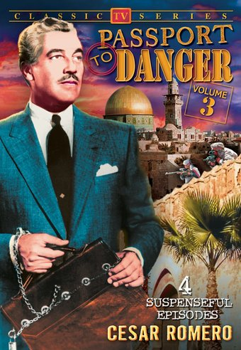 Passport To Danger - Volume 3