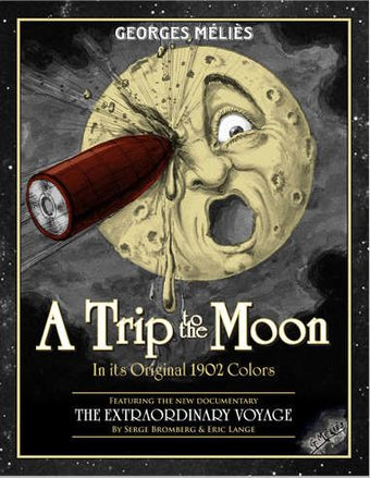 A Trip to the Moon (Blu-ray + DVD)