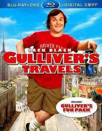 Gulliver's Travels (Blu-ray + DVD)
