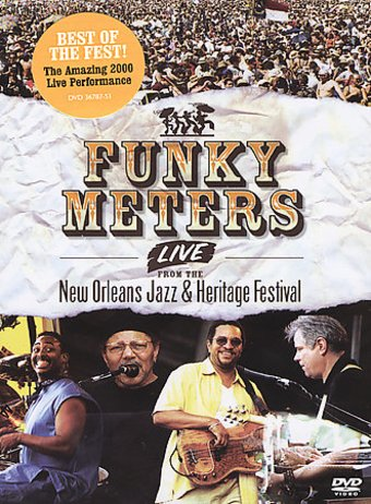 Live From The New Orleans Jazz & Heritage Festival