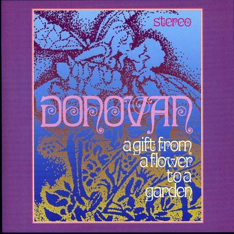 Donovan Gift From A Flower To A Garden Cd 2009 Emi Uk Zoom
