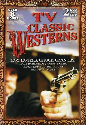 TV Classic Westerns (2-DVD)