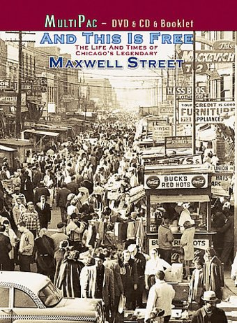 And This is Free: The Life and Times of Maxwell
