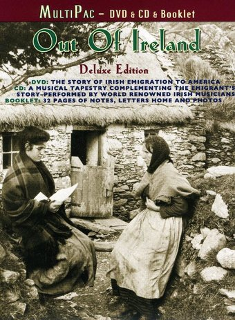 Out of Ireland (Deluxe Edition) (DVD+CD)