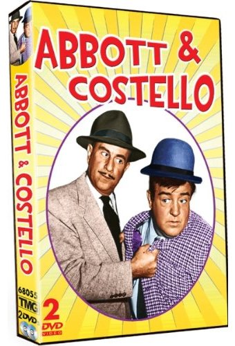 Abbott & Costello (2-DVD)