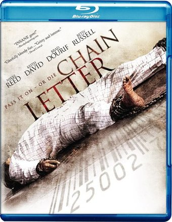 Chain Letter (Blu-ray)