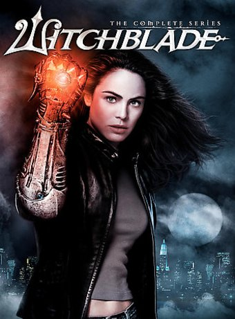 Witchblade - Complete Series (7-DVD)