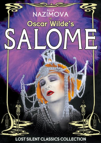 "Salome - 11"" x 17"" Poster"