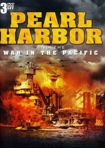 Pearl Harbor and the War in the Pacific (3-DVD)