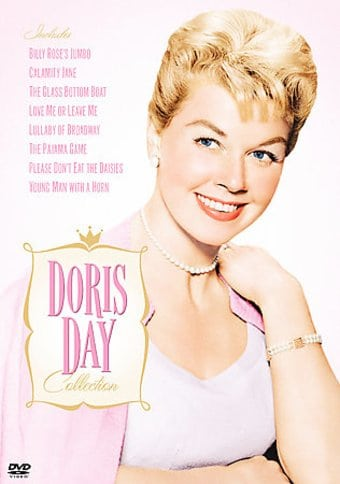 Doris Day Collection (8-DVD)