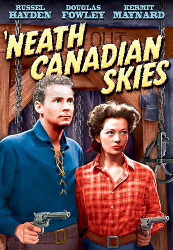 "'Neath Canadian Skies - 11"" x 17"" Poster"