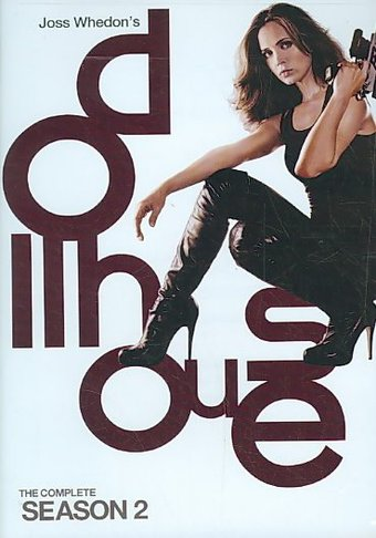 Dollhouse - Season 2 (4-DVD)