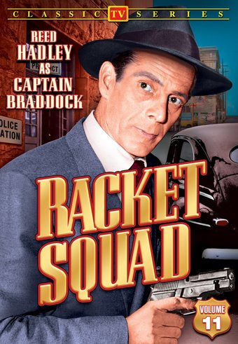 Racket Squad - Volume 11