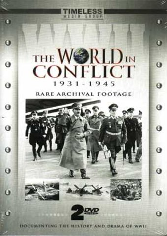 The World in Conflict, 1931-1945 (2-DVD)